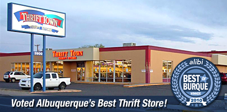 Shop Thrift Town The Arc of New Mexico